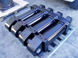 Manufacturing of Hydraulic Cylinders